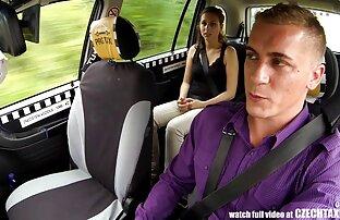 Un chauffeur de taxi britannique chevauche son passager videos x gays gratuites
